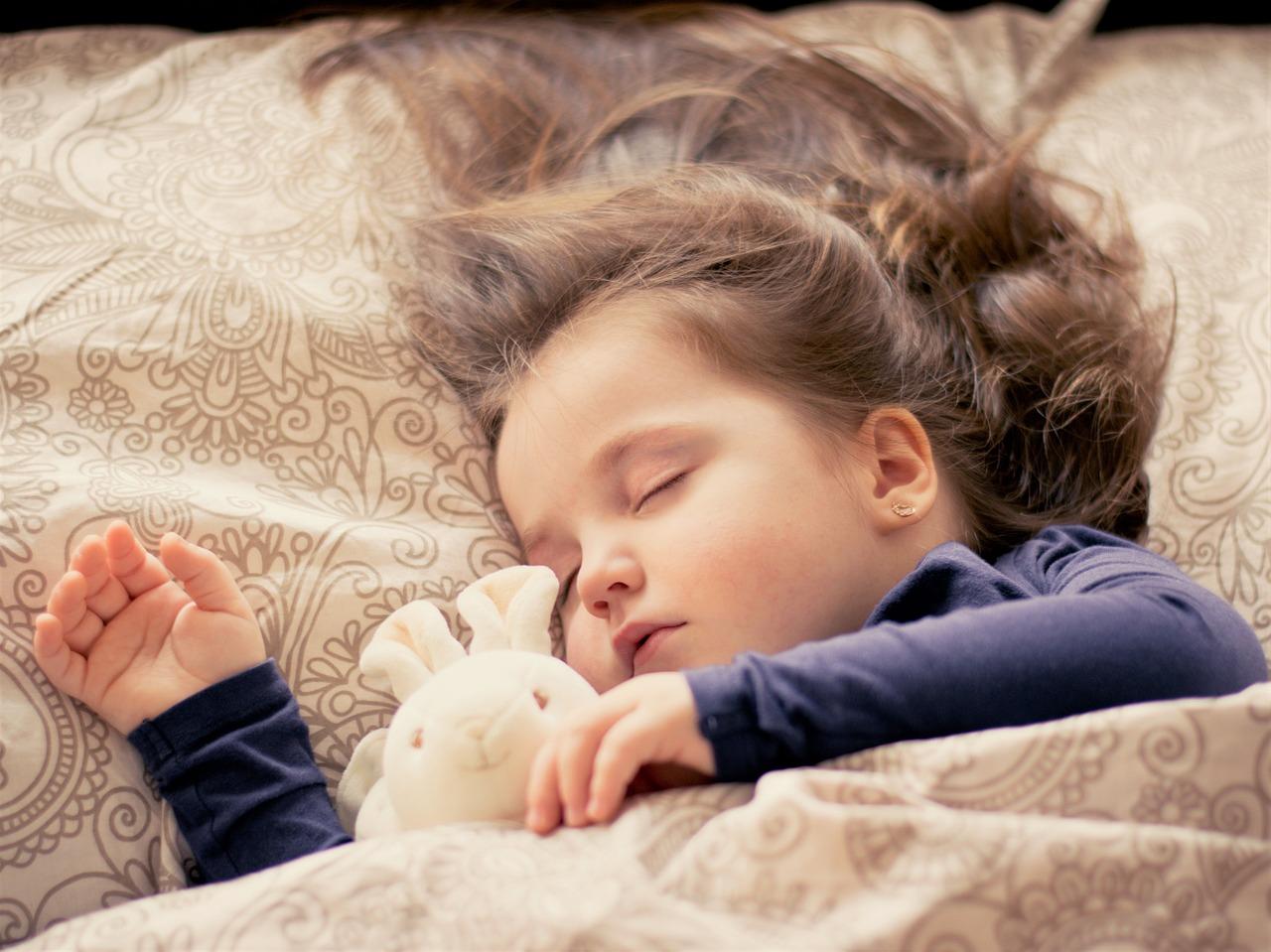 Co zrobić, gdy dziecko nie chce spać?