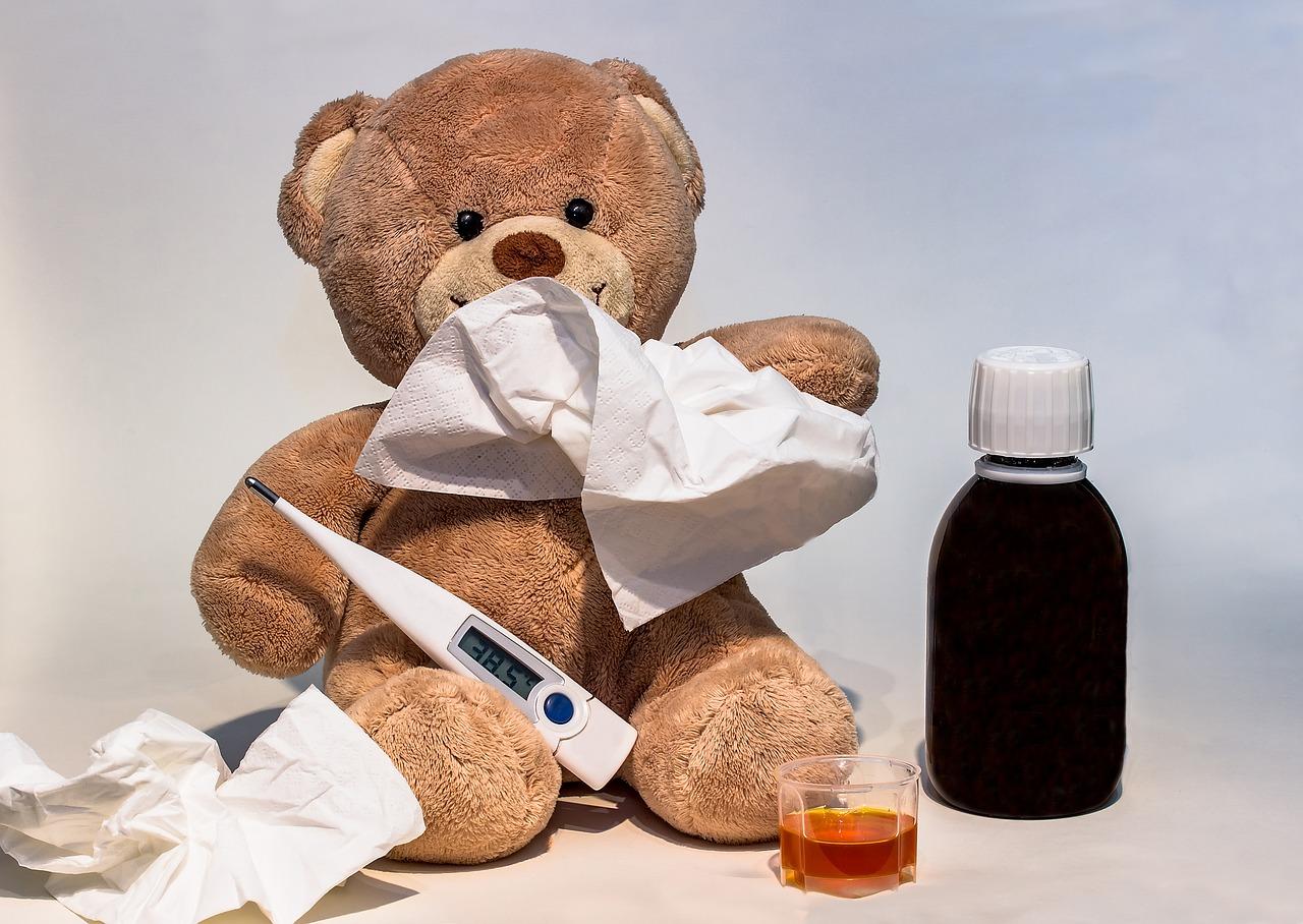 Jak poradzić sobie z przeziębieniem u dziecka?