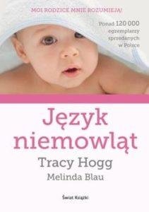 książki dla mam język niemowląt