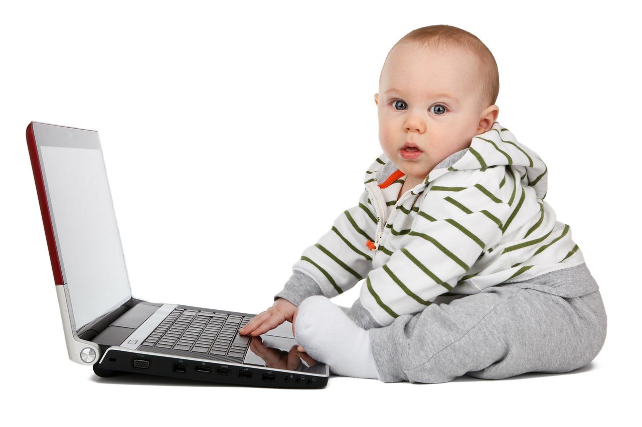 Negatywny wpływ sprzętu elektronicznego na dziecko