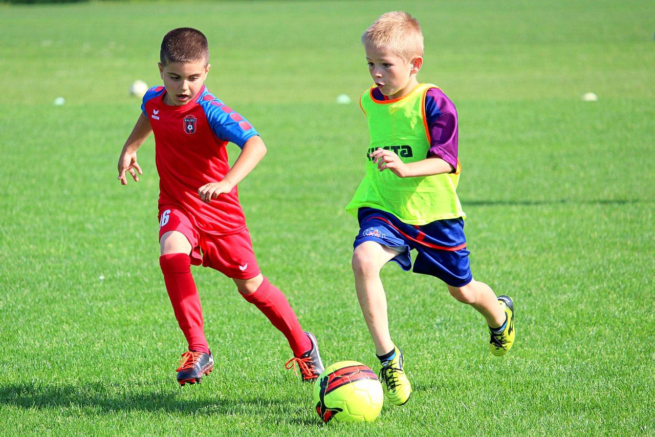 Sport dla dzieci od najmłodszych lat.