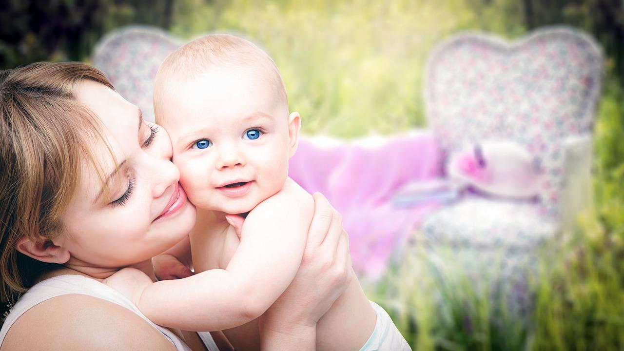 Ochrona niemowląt latem