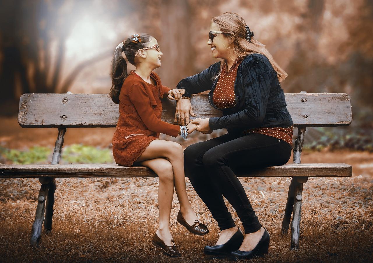 Trudne rozmowy – Pierwsza miesiączka