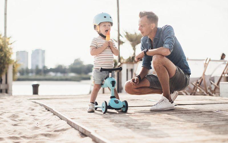 Hulajnogi dla dziecka – dlaczego warto kupić i jaką wybrać?